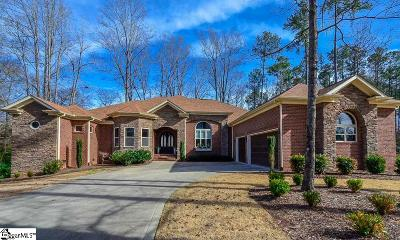 Spartanburg Single Family Home For Sale: 307 Yellow Poplar