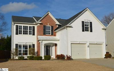 Greenville Single Family Home For Sale: 203 Collingsworth