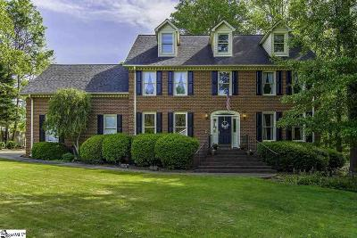 Easley Single Family Home For Sale: 109 Westchester