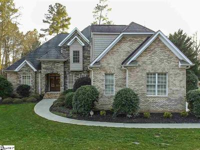 Simpsonville Single Family Home For Sale: 105 Ebenway