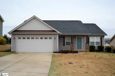 Piedmont Single Family Home For Sale: 116 Corinth
