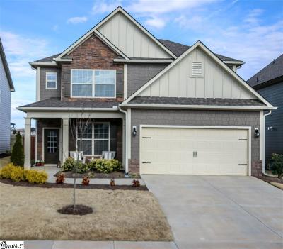 Taylors Single Family Home For Sale: 115 Crowned Eagle