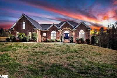 Greer Single Family Home For Sale: 400 Becky Gibson