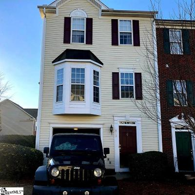 Mauldin Condo/Townhouse Contingency Contract: 212 Summerston