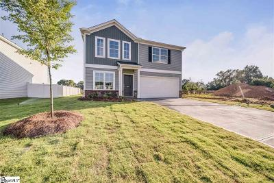Anderson Single Family Home For Sale: 303 Celebration