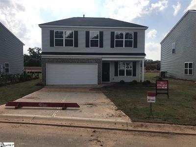 Anderson Single Family Home For Sale: 122 Traditions