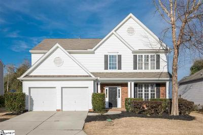 Greenville Single Family Home Contingency Contract: 12 Surrywood