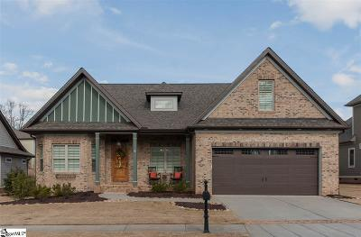 Simpsonville Single Family Home Contingency Contract: 338 Laguna