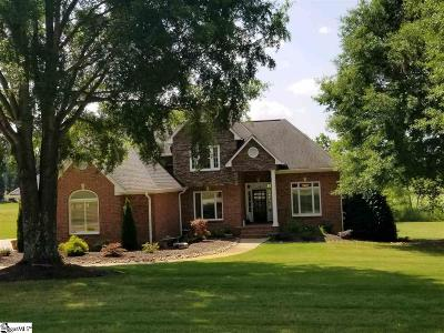 Greer Single Family Home For Sale: 130 Indigo