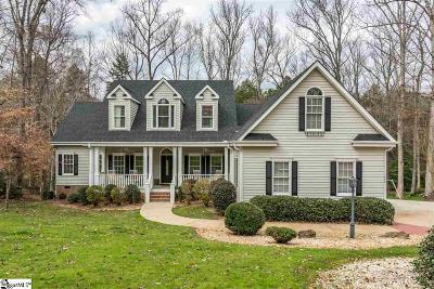 Easley Single Family Home Contingency Contract: 1020 Westbrooke