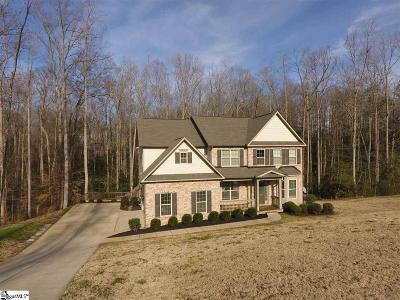 Greenville County Single Family Home For Sale: 138 Scotts Bluff