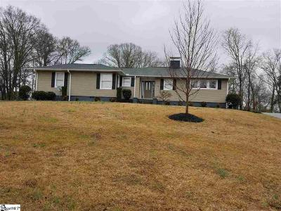 Fountain Inn Single Family Home Contingency Contract: 4 Circle