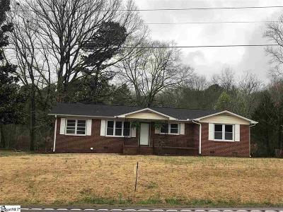 Pelzer Single Family Home Contingency Contract: 239 Eastview