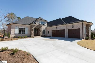 Simpsonville Single Family Home Contingency Contract: 4 Godfrey Grove