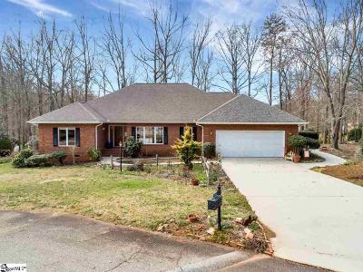 Single Family Home For Sale: 4402 Smoak Pond