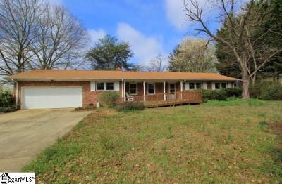 Forrester Woods Single Family Home For Sale: 108 Old Hickory