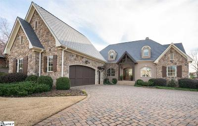 Greer Single Family Home For Sale: 19 Tamaron