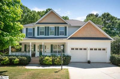 Greer Single Family Home For Sale: 104 Old Province