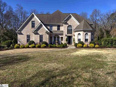 Belton Single Family Home Contingency Contract: 151 Steeplechase