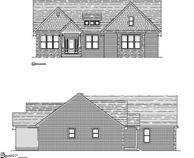 Greer Single Family Home Contingency Contract: 123 Avis Lee