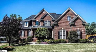 Spartanburg Single Family Home For Sale: 340 Kennesaw