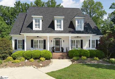 Greer Single Family Home For Sale: 309 Breton