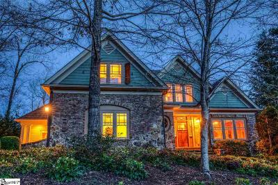 The Cliffs At Glassy, The Cliffs At Keowee, The Cliffs At Keowee Falls, The Cliffs At Keowee Falls North, The Cliffs At Keowee Falls South, The Cliffs At Keowee Springs, The Cliffs At Keowee Vineyards, The Cliffs At Mountain Park, Cliffs Valley Single Family Home For Sale: 317 Wake Robin