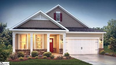 Boiling Springs Single Family Home For Sale: 423 Stepstones #Lot 88