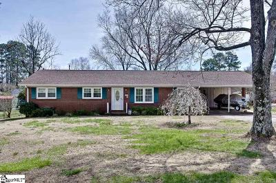Boiling Springs Single Family Home Contingency Contract: 1313 Springfield