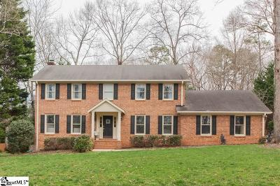 Holly Tree Plantation Single Family Home Contingency Contract: 119 Red Oak