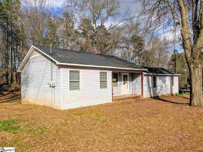 Easley Single Family Home For Sale: 125 James