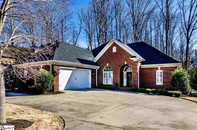 Greer Single Family Home For Sale: 106 Breeds Hills