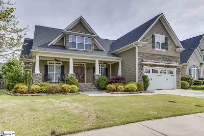 Simpsonville Single Family Home Contingency Contract: 131 Holland Trace
