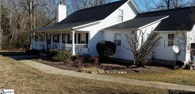 Greenville Single Family Home For Sale: 76 Montague