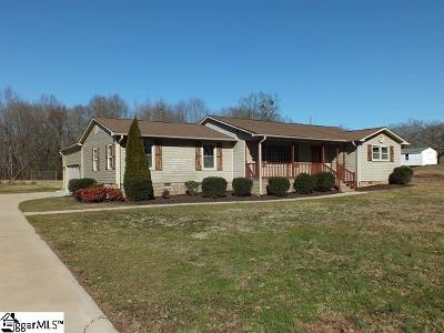 Spartanburg Single Family Home For Sale: 155 Guernsey