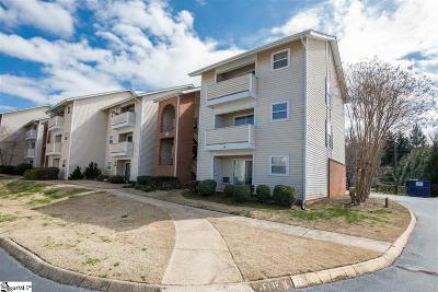 Greenville Condo/Townhouse Contingency Contract: 2601 Duncan Chapel #J202