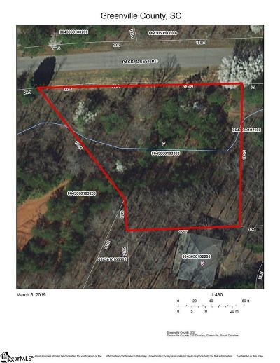 Taylors Residential Lots & Land For Sale: 7 Packforest