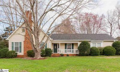 Taylors Single Family Home Contingency Contract: 10 Bernwood