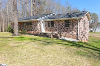 Marietta Single Family Home Contingency Contract: 115 Ellen