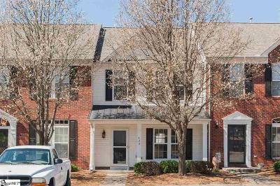 Mauldin Condo/Townhouse Contingency Contract: 428 Canewood
