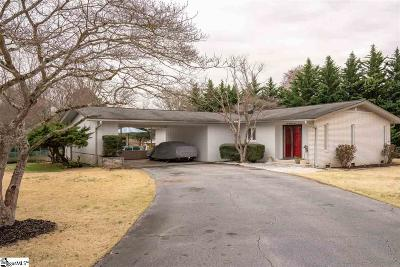 Taylors Single Family Home Contingency Contract: 210 Woodbury