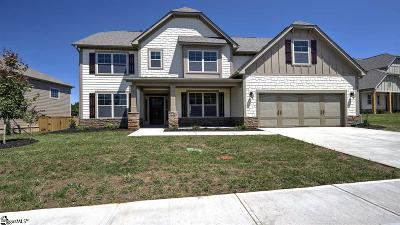 Simpsonville Single Family Home For Sale: 403 Litchfield