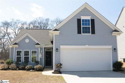 Easley Single Family Home For Sale: 101 Caledonia