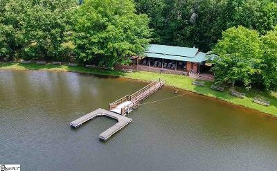 Easley Single Family Home For Sale: 159 Hester Store