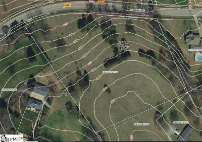 Travelers Rest Residential Lots & Land For Sale: 525 McElhaney