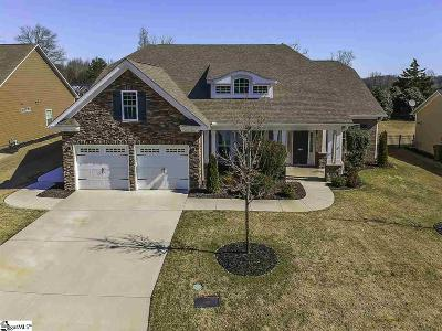 Fountain Inn Single Family Home Contingency Contract: 409 Chillingham