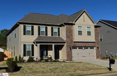 Simpsonville Single Family Home For Sale: 111 Damascus