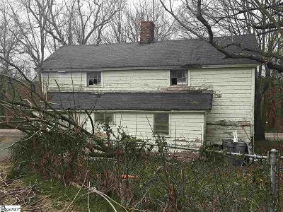 Spartanburg Single Family Home For Sale: 210 Beacon Light