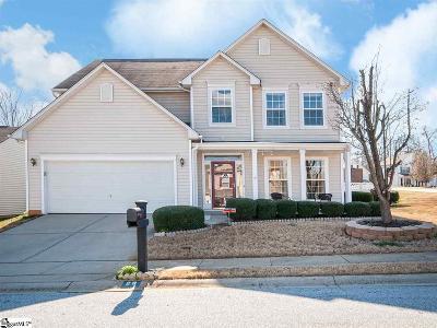 Simpsonville Single Family Home For Sale: 29 Joggins