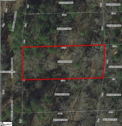 Greenville County Residential Lots & Land For Sale: W Silver Lake